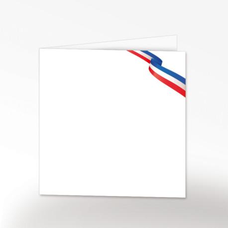 """Carte de voeux """"Vivre ensemble"""""""