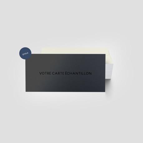 Echantillons de cartes de voeux